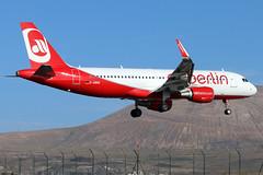 D-ABNQ (GH@BHD) Tags: dabnq airbus a320 a320200 ab ber airberlin ace gcrr arrecifeairport arrecife lanzarote airliner aircraft aviation