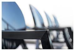 Chairs (leo.roos) Tags: chais stoelen kijkduin denhaag thehague kodakektanon4635 fixedlens kodaksignet40 a7rii dayprime day46 dayprime2017 dyxum challenge prime primes lens lenzen brandpuntsafstand focallength fl darosa leoroos