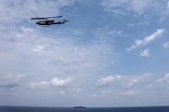 170329-N-JH293-035 (U.S. Pacific Fleet) Tags: ussgb greenbay ussgreenbay lpd20 japan sasebo bhr esg ctf76 forwarddeployed us7thfleet pacific ocean water navy ship sailors wisconsin packers vmm262 31stmeu nbu7 marines bonhommerichard bhresg patrol atsea philippinesea jpn