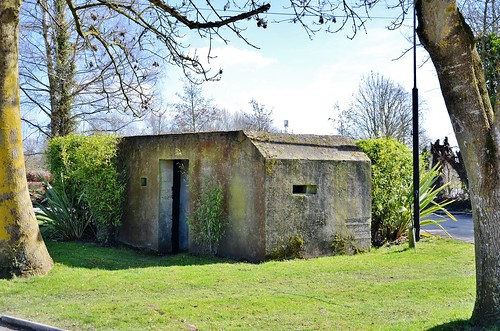 Woolhampton Pillbox