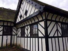 (Yorkshire Churches) Tags: church denton anglican st lawrence owd peg lancashire