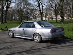 Nissan Skyline GTS 1996 (929V6) Tags: jr615p r33