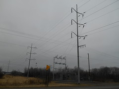 Connexus Energy - Coon Rapids, MN (NDLineGeek) Tags: 115000v 69000v 12500v substation brakestomper cooperative
