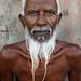 Bangladesh, portrait of an old man