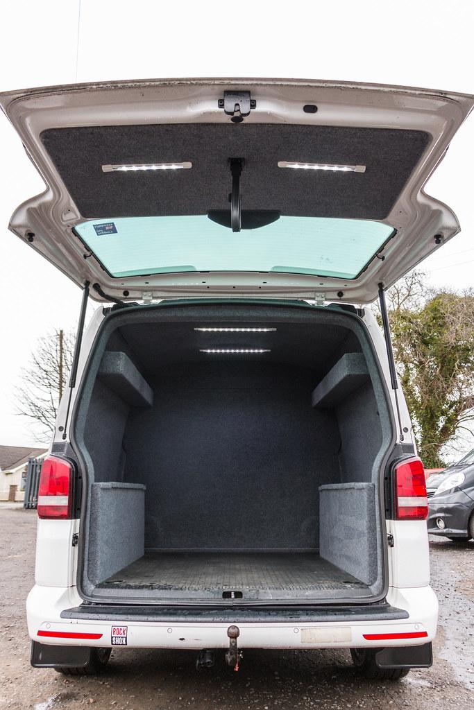 a78ec39193 VW Transporter T5 - Carpet Lining  amp  LED Lights-1 (Van Line NI