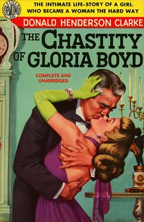 Avon Books 270 - Donald Henderson Clarke - The Chastity of Gloria Boyd