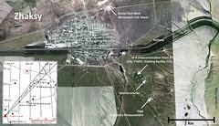 IP-8; Instrumentation Point 8 at Zhaksy, Kazakhstan (martin.trolle) Tags: moon rocket science space astronaut cosmonaut soyuz baikonur nasa apollo military abandoned urbex nuke ruins