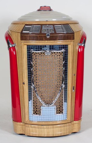 Seeburg Symphonola 148ML Trashcan Jukebox ($1,344.00)