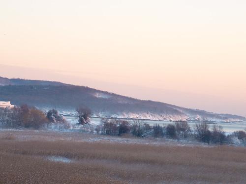 Winter morning ©  Andrey