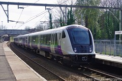 Brand New Bombardier Crossrail Unit 345005 On Test (Steven Quy) Tags: crossrail 345005 test prittlewell bombardier brand new train tfl rail elizabeth line emu southend essex