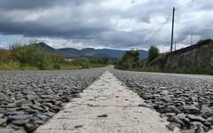 Heading Around The Ring of Beara (PicsWhileWandering) Tags: ireland beara kerry ringofbeara road mountains greenery tarmac on1pics