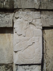 King Pakal, Palenque (Aidan McRae Thomson) Tags: sculpture mexico ancient ruins relief mayan palenque archaeological chiapas