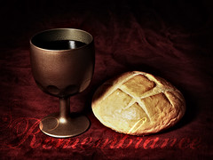 Wine and Bread (StCharlesKettering) Tags: life cup bread golden worship wine symbol wheat faith unitedstatesofamerica religion lord grace christian holy sacred supper spirituality loaf spiritual communion mercy symbolic chalice forgiveness eucharist sacrament remembrence