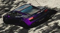 Lamborghini Gallardo (nbdesignz) Tags: hot sexy cars car crazy purple plum lamborghini supercar gallardo ps3 playstation3 gt5 photomode granturismo5 gtplanet nbdesignz