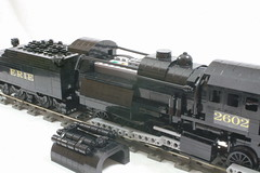 ErieL1_PF_08 (SavaTheAggie) Tags: train l1 power lego angus engine trains steam locomotive erie functions mallet articulated camelback 0880