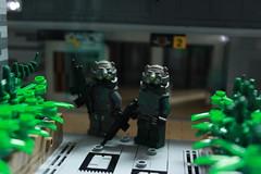 Greater Argentina Advanced ([DARKWATER]) Tags: lego figures thepurge legomilitaryfigures legofiures thepurgegreaterargentina