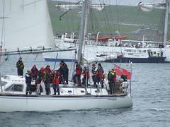 Rona II Crew (DSCF0077) (AngusInShetland) Tags: scotland tallships shetland lerwick tallshipsrace ronaii sailtraining