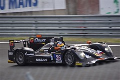 G-Drive Racing's Oreca 03 Nissan Driven by Roman Rusinov, John Martin and Mike Conway
