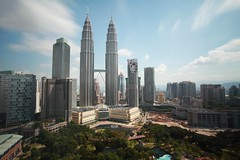 Kuala Lumpur City Centre (Alex K | Photography ::: no need comments) Tags: city photography hotel centre towers twin malaysia kuala lumpur traders