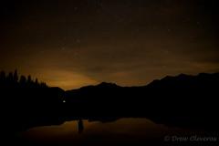 Tahoe Glow (drew_oliveras) Tags: mountain tahoe wrightslake