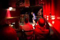 New band in the Smokestack (graina) Tags: girl yoga youth fun concert lifestyle smokestack
