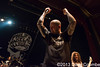 Philip H. Anselmo & The Illegals @ Technicians of Distortion Tour, Royal Oak Music Theatre, Royal Oak, MI - 08-09-13
