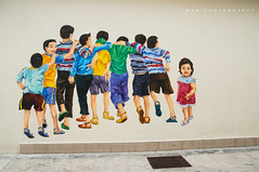 Wall Painting (Thanwan Singh) Tags: door new old blue windows boy red sky orange fish color art classic window colors beautiful wall kids wonderful painting naughty children fun town waterfall back dance doors child play dragon artistic mark indian awesome traditional chinese creative bubbles wallart bowl rubber dirty nostalgia hide fishbowl lane memory malaysia lonely lovely seek anonymous hindu magical saree rare ipoh bnw cultural malay backdoor singh kadazan perak worldclass tapper pannu thanwan