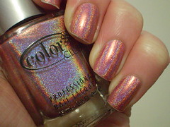 Color Club - Cosmic Fate (marianamrr) Tags: nails unhas esmalte colorclub holográfico cosmicfate nailpolishland tccolorama