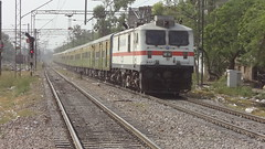 Secunderabad Duronto (Jai BGKT) Tags: with time delhi south central running pride right express hyderabad ie northern past andhra nr railways tow scr pradesh on the rattles okhla secunderabad lgd 30238 duronto lallaguda wap7 nizzamudin