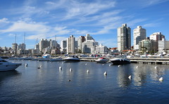 Punta Del Este, Uruguay (LAXFlyer) Tags: skyline del port puerto uruguay punta este maldonado puntadeleste