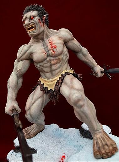 烙印勇士迷注意啦!索特人類型態雕像即將開賣!