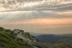 Plaisirs du GR20-46 (Patrick d'Alsace) Tags: sky france montagne canon corse gr20 lumiere leverdesoleil