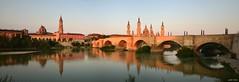 Zaragoza (Legi.) Tags: reflection rio nikon sigma zaragoza ebro 1020 reflejos aragn d5100