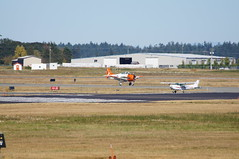 Victoria International Airport (Tjflex2) Tags: canada bc aircraft aviation planes sidney victoriainternationalairport