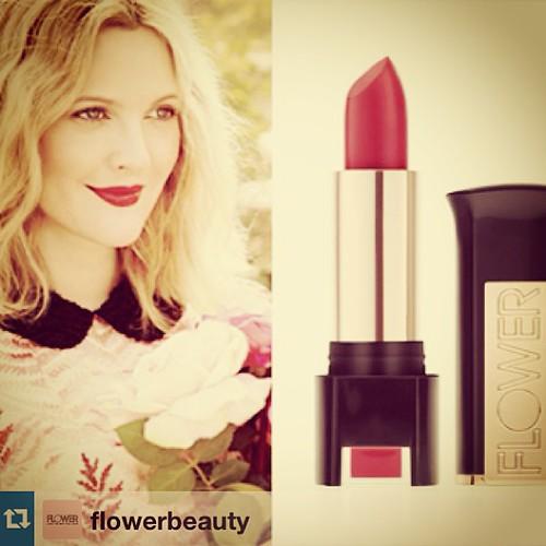 Drew Barrymore - Beauty Drew Barrymore Instagram