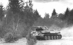 """Tank T-34 (50) • <a style=""""font-size:0.8em;"""" href=""""http://www.flickr.com/photos/81723459@N04/10322651826/"""" target=""""_blank"""">View on Flickr</a>"""