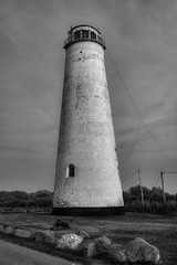 LEASOWE LIGHTHOUSE, LEASOWE COMMON, MORETON, MERSEYSIDE, ENGLAND. (ZACERIN) Tags: irish paul lighthouses united great oldest on the in christopher brickbuilt photography blackwhitephotos sea common of photos england kingdom irish britain lighthouse england lighthouses britains lighthouses merseyside zacerin picures leasowe moreton brickbuilt wirral merseyside