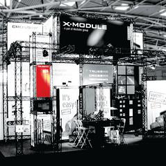 X Module Truss System | Tradeshow Displays