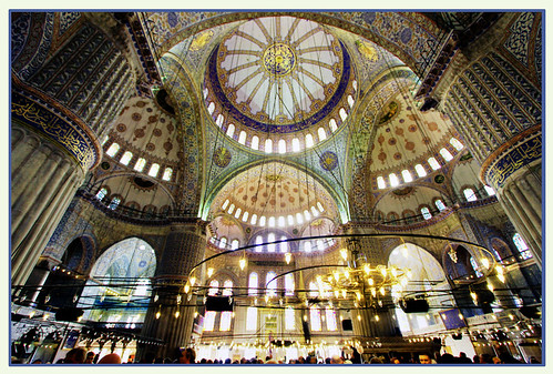 The Sultan Ahmed (The Blue) Mosque