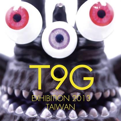 Paradise Toyland - T9G EXHIBITION 2013 TAIWAN