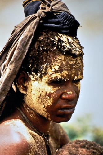 Western New Guinea - Baliem Valley - Dani Woman - 08