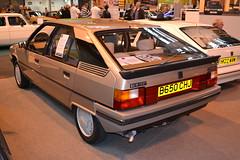 Citroen BX 1.9 GT - 1984 (jambox998) Tags: boot back view rear citroen 1984 gt 19 exhaust bx