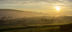 Aire valley morning (BingleymanPhotos) Tags: