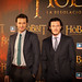 Richard Armitage y Luke Evans