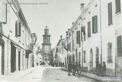 Gualtieri Corso Vittorio Emmanuele 1935-1940