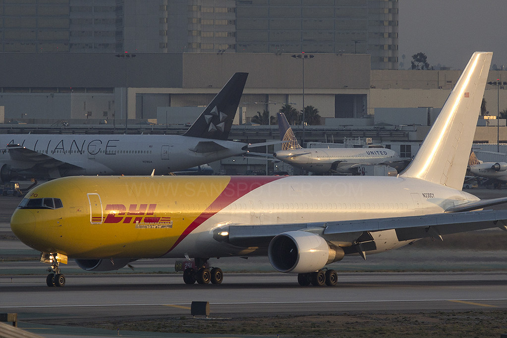 The World's Best Photos of dhl and lax - Flickr Hive Mind