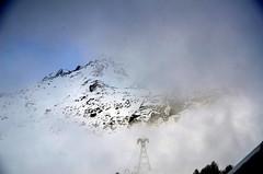 pejo (pianlux) Tags: winter white snow montagne nuvole neve inverno alpi montagna freddo pejo montagneenuvole neveenuvole