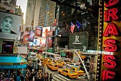 NYC Series - TSQ Brasserie (Saira Bhatti) Tags: nyc newyork lunch timessquare newyears 7thavenue tsq sairabhatti
