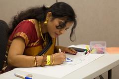 Sankranthi2014_TSN_142 (TSNPIX) Tags: art cooking drawing folkdance tsn contests bhogipallu muggulu sankranthi2014 gobbemmadance