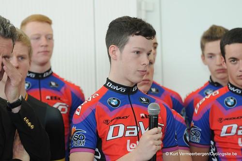 Ploegvoorstelling Davo Cycling Team (146)